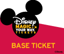 Disney Base Ticket